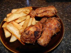 chicken and chips 3